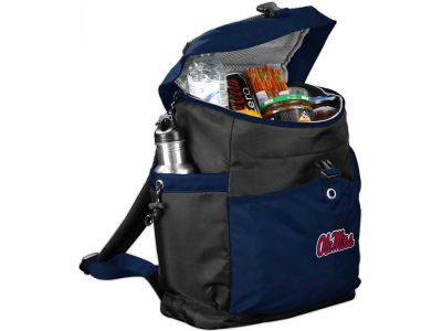 Ole Miss Rebels Backpack Cooler