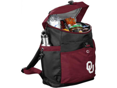 Oklahoma Sooners Backpack Cooler
