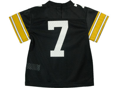 Iowa Hawkeyes #7 NCAA Infant Football Jersey