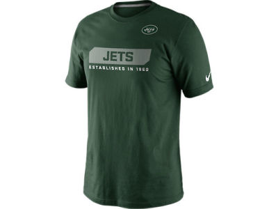 New York Jets Nike NFL Team Issue Wordmark T-Shirt