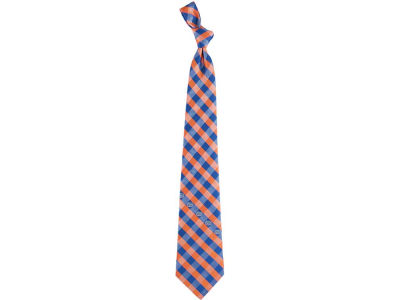 Florida Gators Polyester Checked Tie