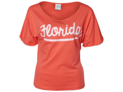 Florida Gators NCAA Ladies Paris Oversized T-Shirt