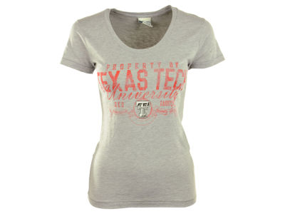 Texas Tech Red Raiders NCAA Womens Annie T-Shirt