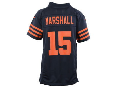 Chicago Bears Brandon Marshall Nike NFL Youth Game Jersey
