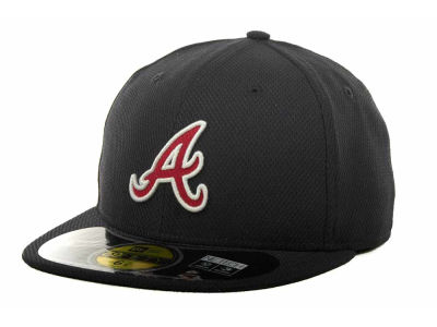 Atlanta Braves New Era MLB Diamond Era BP 59FIFTY Cap