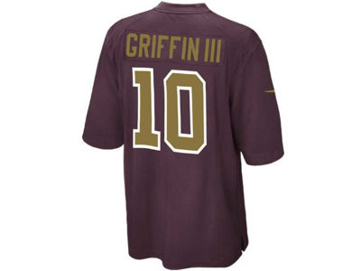 Washington Redskins Robert Griffin III Nike NFL Youth Game Jersey