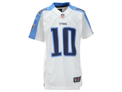 Tennessee Titans Jake Locker Nike NFL Youth Game Jersey
