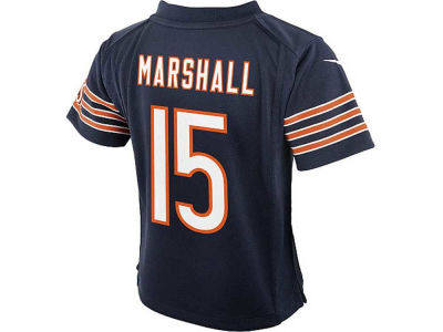 Chicago Bears Brandon Marshall Nike NFL Kids Game Jersey