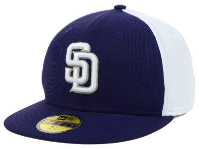 San Diego Padres New Era MLB Diamond Era 59FIFTY Cap