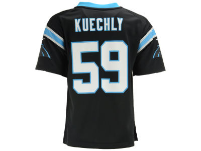 Carolina Panthers Luke Kuechly Nike NFL Kids Game Jersey