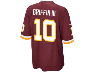 Washington Redskins Robert Griffin III Nike NFL Kids Game Jersey