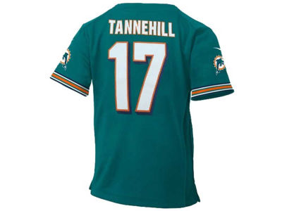 Miami Dolphins Ryan Tannehill Nike NFL Infant Game Jersey