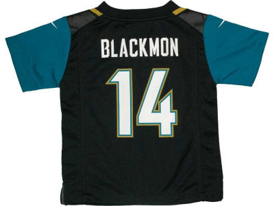 Jacksonville Jaguars Justin Blackmon Nike NFL Infant Game Jersey