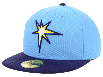 Tampa Bay Rays New Era MLB Diamond Era 59FIFTY Cap