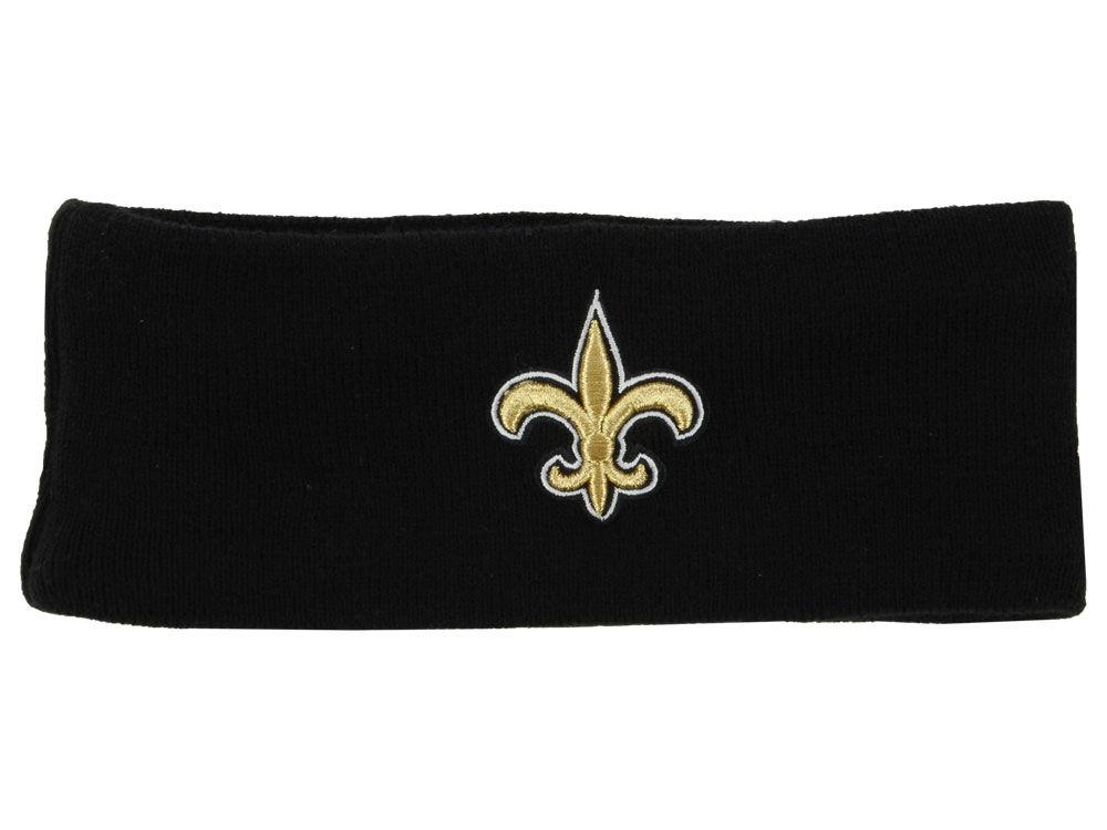 New Orleans Saints New Era NFL Expedition Headband  463ce2c95c8