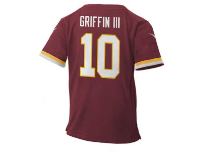Washington Redskins Robert Griffin III Nike NFL Infant Game Jersey