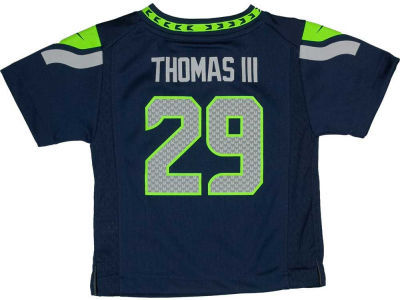 Seattle Seahawks Earl Thomas Nike NFL Infant Game Jersey