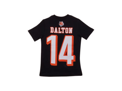 Cincinnati Bengals Andy Dalton Nike NFL Youth Big Number T-Shirt