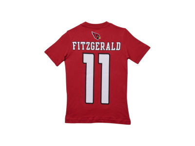 Arizona Cardinals Larry Fitzgerald Nike NFL Youth Big Number T-Shirt