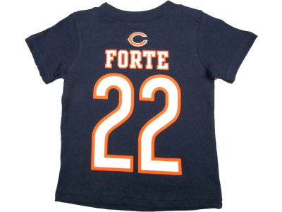 Chicago Bears Matt Forte Nike NFL Kids Name and Number T-Shirt