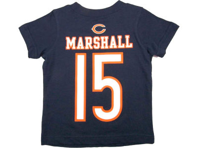 Chicago Bears Brandon Marshall Nike NFL Toddler Name and Number T-Shirt