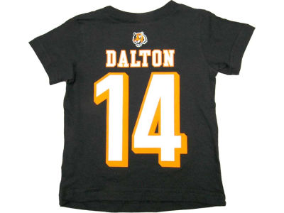 Cincinnati Bengals Andy Dalton Nike NFL Toddler Big Number T-Shirt