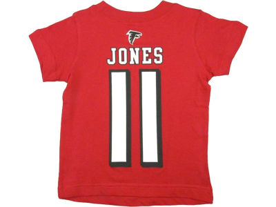 Atlanta Falcons Julio Jones Nike NFL Toddler Big Number T-Shirt