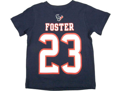 Houston Texans Arian Foster Nike NFL Toddler Name and Number T-Shirt