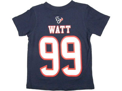 Houston Texans J.J. Watt Nike NFL Toddler Big Number T-Shirt