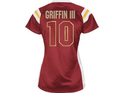 Washington Redskins Robert Griffin III NFL Womens Draft Him III Top