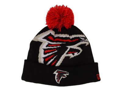 Atlanta Falcons New Era NFL 2013 Woven Biggie Knit