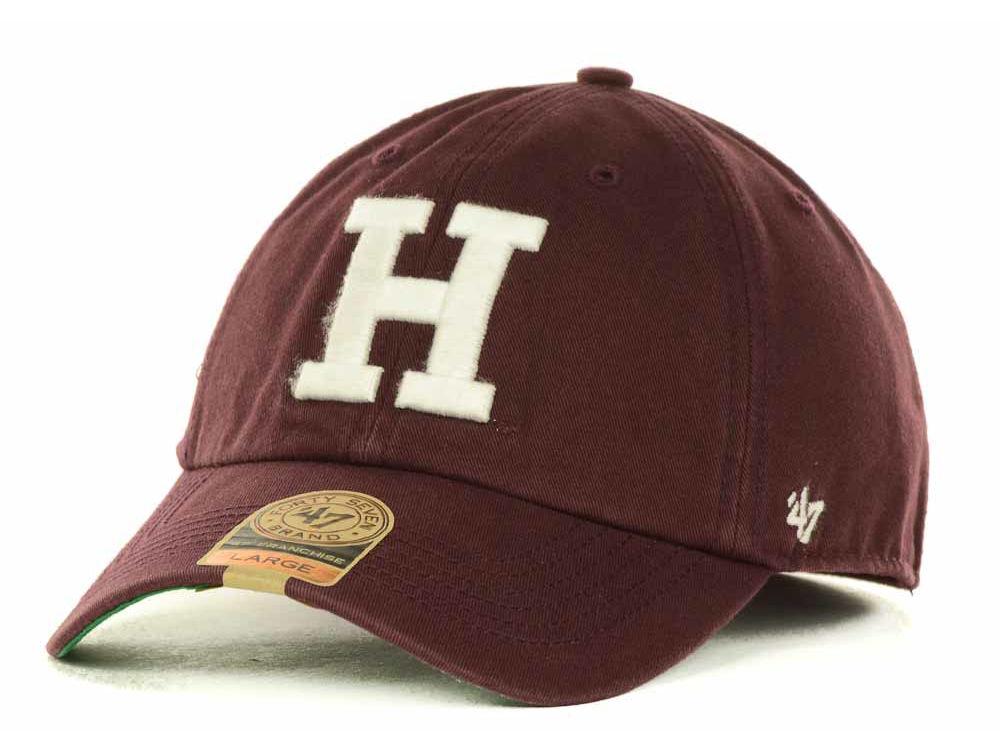 1502928c74d Harvard Crimson  47 NCAA Ivy  47 FRANCHISE Cap