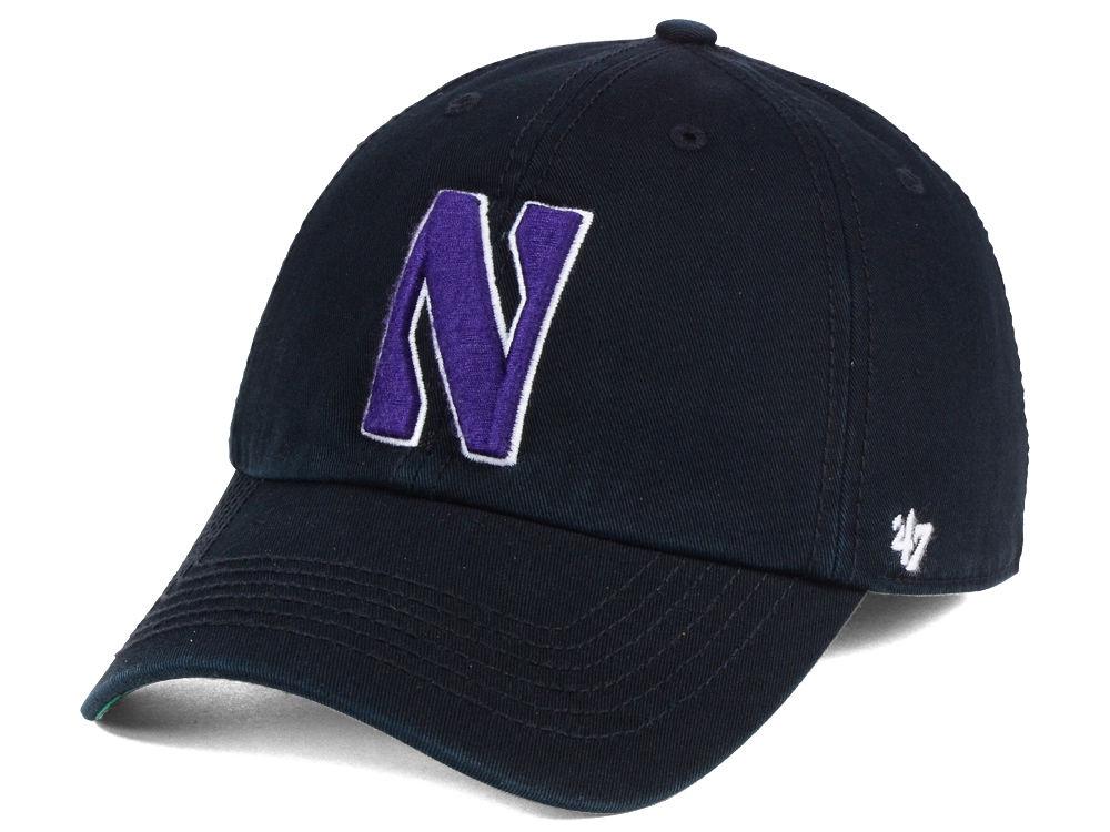 28ebafea1fc Northwestern Wildcats  47 NCAA  47 FRANCHISE Cap
