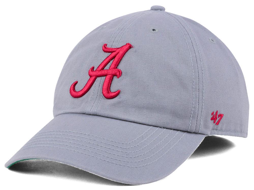 Alabama Crimson Tide  47 NCAA  47 FRANCHISE Cap  951fc21fe85a