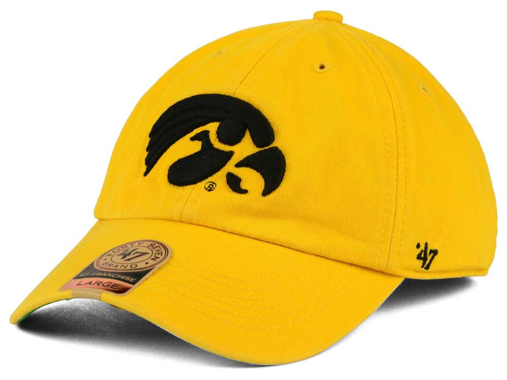 Iowa Hawkeyes  47 NCAA  47 FRANCHISE Cap  cd558aeb1