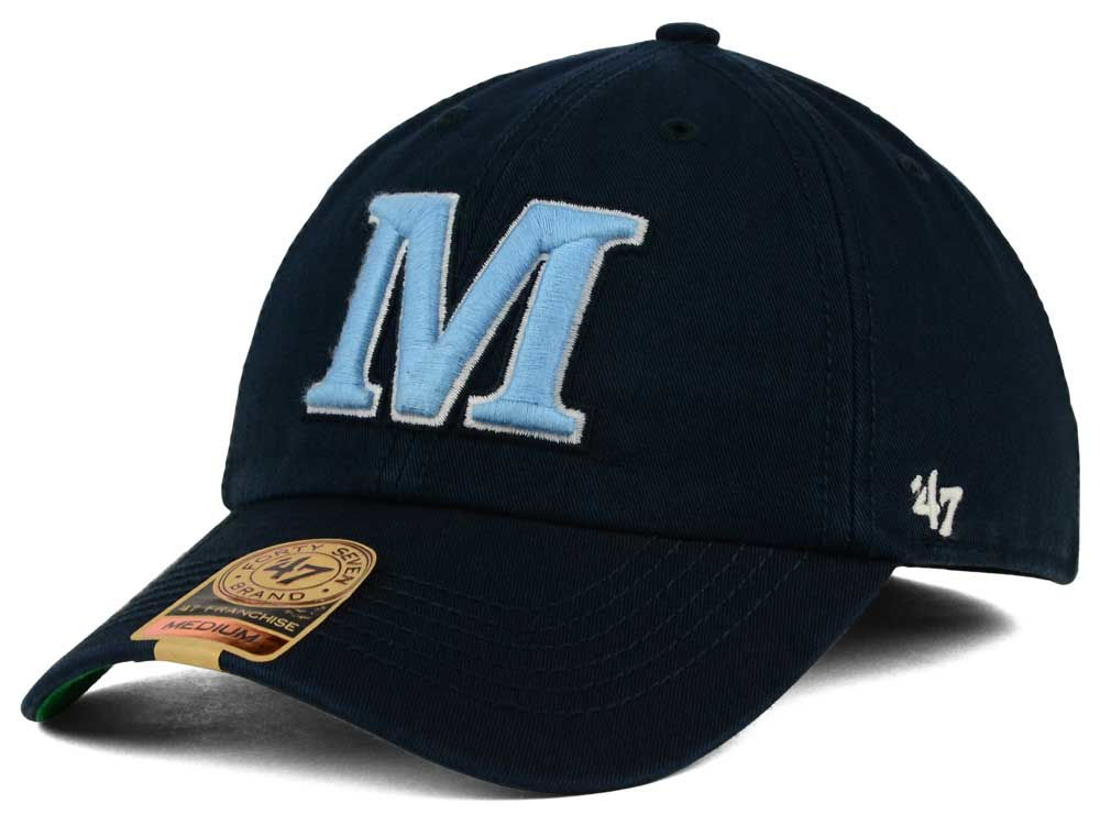 Maine Black Bears  47 NCAA  47 FRANCHISE Cap  1ee160e8ba4