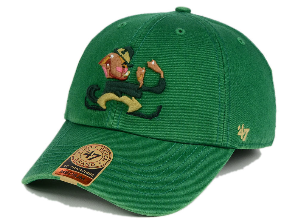 cc92be81ca1d1 best price notre dame 47 hat e7ef8 9fed9