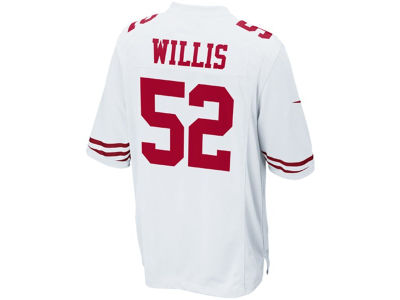 San Francisco 49ers Patrick Willis Nike NFL Men's Game Jersey