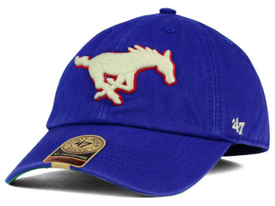 Southern Methodist Mustangs '47 NCAA '47 FRANCHISE Cap