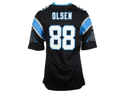 Carolina Panthers Greg Olsen Nike NFL Men's Game Jersey
