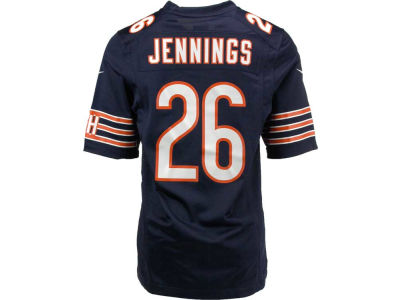 Chicago Bears Tim Jennings Nike NFL Men's Game Jersey