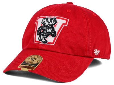 Wisconsin Badgers '47 NCAA Vault '47 FRANCHISE Cap