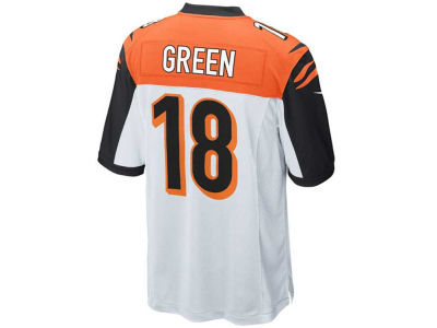 Cincinnati Bengals A.J. Green Nike NFL Men's Game Jersey