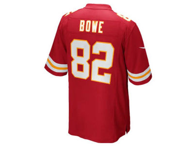 Kansas City Chiefs Dwayne Bowe Nike NFL Men's Game Jersey