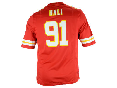 Kansas City Chiefs Tamba Hali Nike NFL Men's Game Jersey