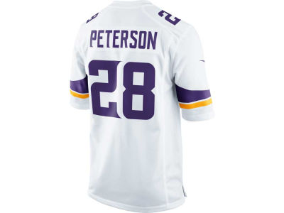 Minnesota Vikings Adrian Peterson Nike NFL Men's Game Jersey
