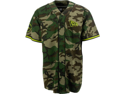 New Era Branded Baseball Jersey