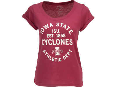 Iowa State Cyclones NCAA Womens Anna T-Shirt