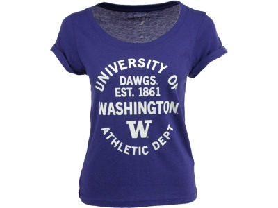 Washington Huskies NCAA Womens Anna T-Shirt