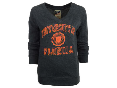 Florida Gators NCAA Womens Victory Springs V-Neck Crew